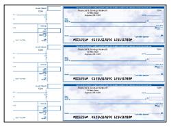 Manual checks - MCD